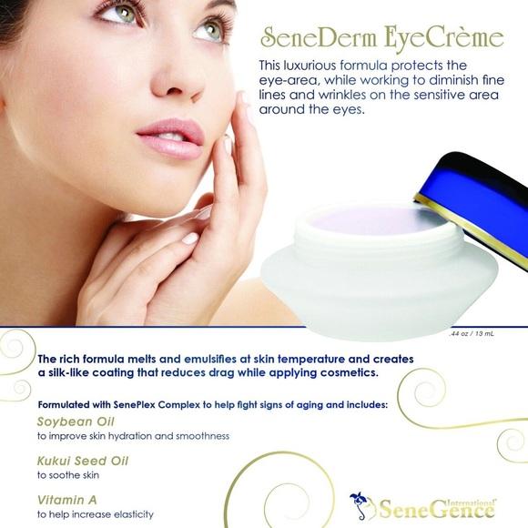 Senegence Makeup Senederm Eye Cream Poshmark